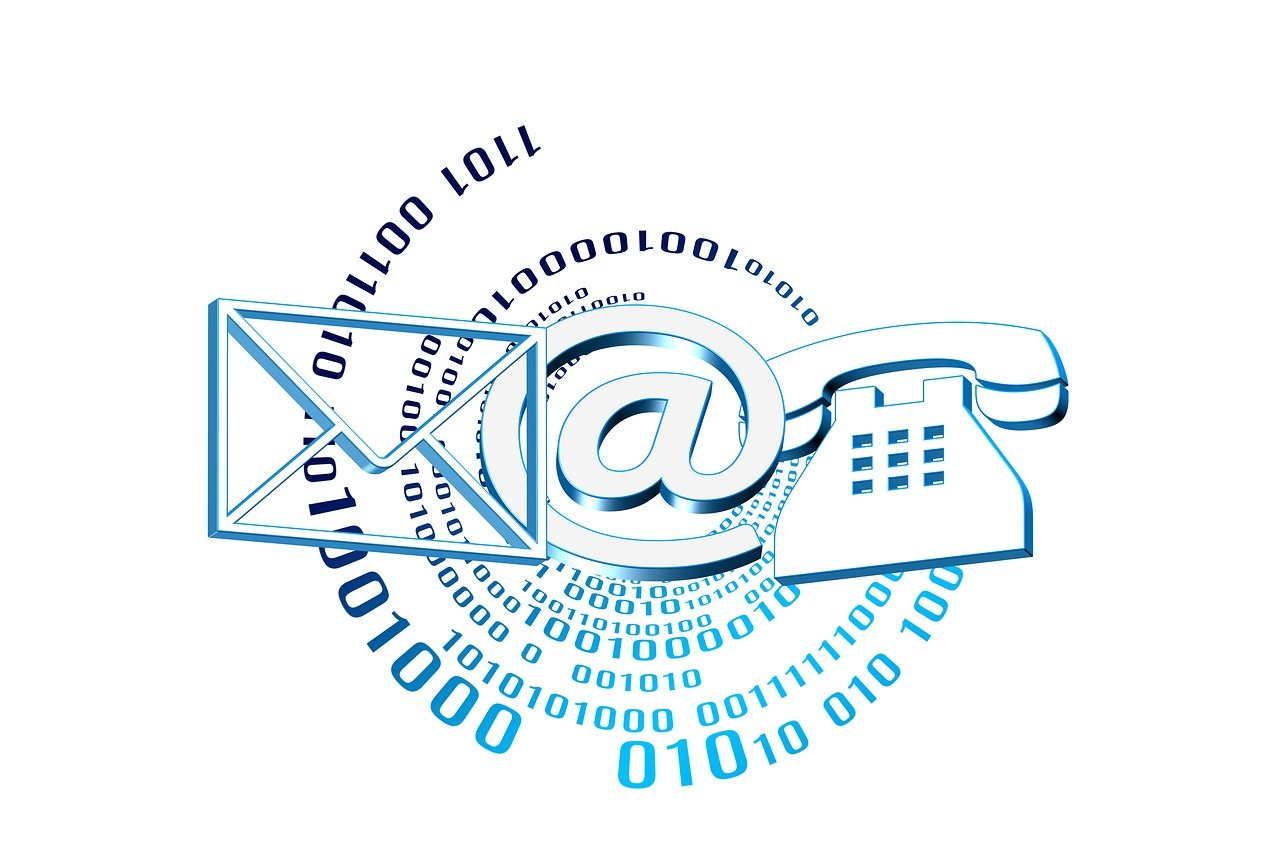digitization, email, letters